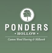 Ponders Hollow custom wood flooring and millwork.